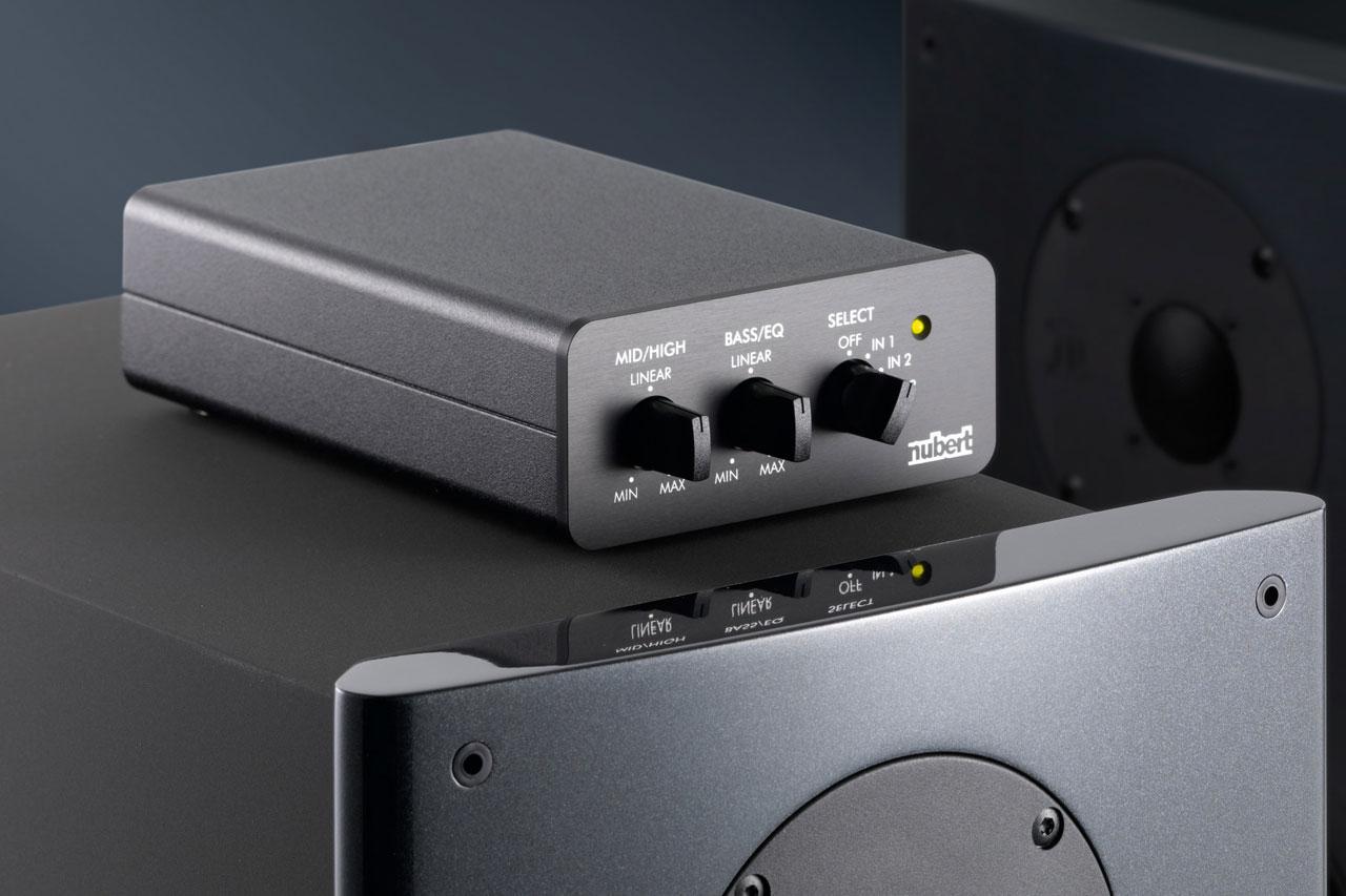 Nubert ATM Standbox / ATM Kompaktbox: Klangmodule für jeden Lautsprecher