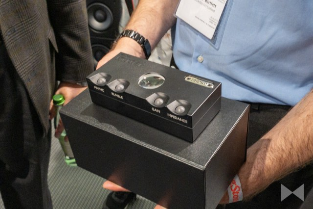 Chord Huei Phono-PreAmp auf der High End 2019