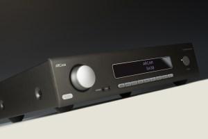 Arcam SA30: Stereo-Verstärker mit AirPlay 2, Roon und Dirac-Live-Einmessung