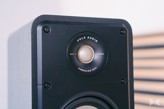 Polk Audio Signature S50e Review Tweeter