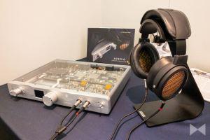 Warwick Acoustics Aperio: Kopfhörer-Elektrostat mit Verstärker, DAC und PreAmp