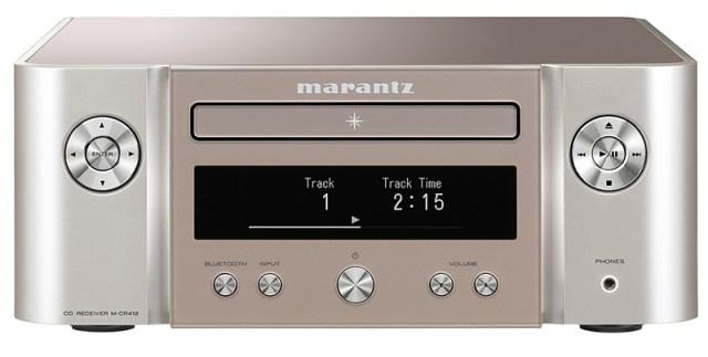 Marantz M-CR412 Stereo-Verstärker mit CD-Player