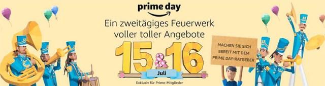 Amazon Prime Day 2019 HiFi und Audio Deals