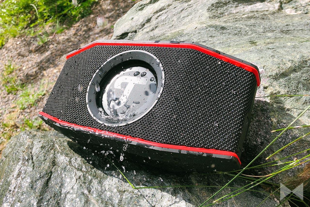 Teufel Rockster Go Test: wasserdichter Bluetooth-Lautsprecher für unterwegs
