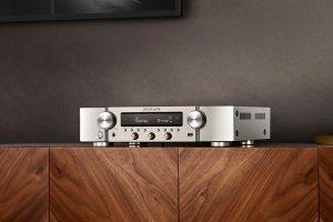 Marantz NR1200: Stereo-Netzwerk-Receiver mit HEOS und HDMI
