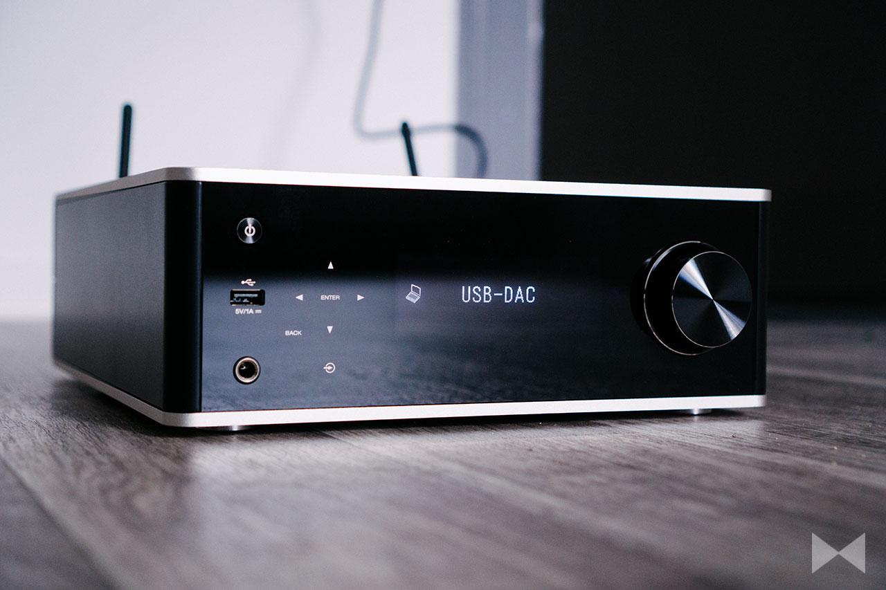 Denon PMA-150H Test: Stereo-Verstärker mit HEOS, USB-DAC, AirPlay 2
