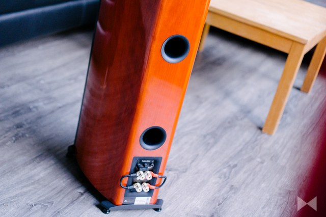 Aperion Audio Verus III Grand Tower Bassreflex-System