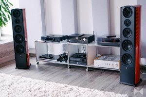 Aperion Audio Verus III Grand Tower Test der Standlautsprecher