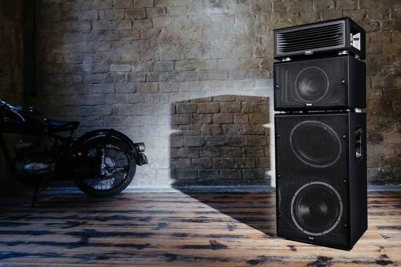 Teufel Power HiFi: Bluetooth-Speaker und PA-Anlage für den Club und Zuhause