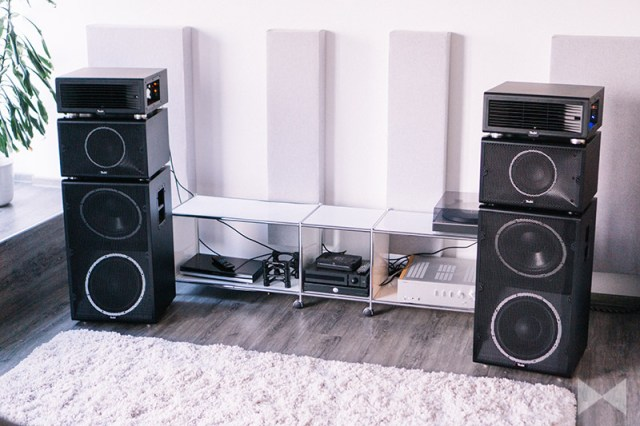 Teufel Power HiFi Stereo Set