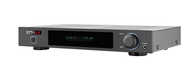 IOTAVX SA3 Stereovollverstärker