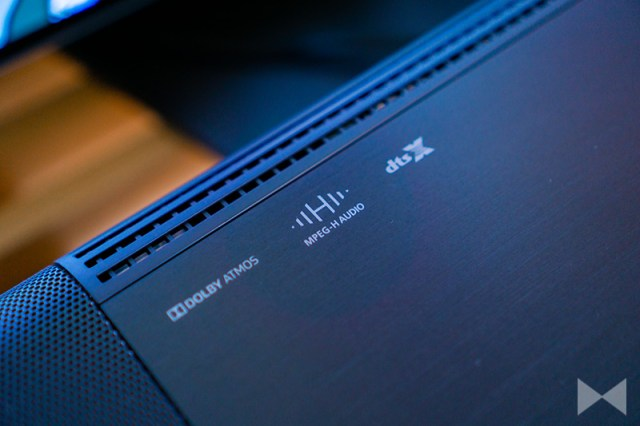 Sennheiser Ambeo Soundbar mit Bluetooth und Google Chromecast
