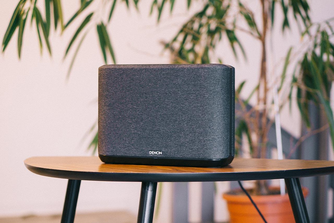 Denon Home 250 Test: Smarter Lautsprecher mit HiFi-Klang
