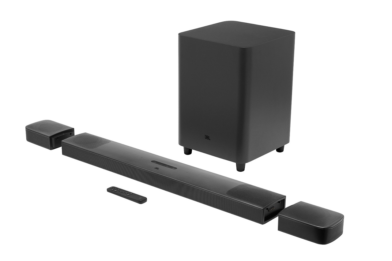 JBL BAR 9.1 True Wireless Sourround Sound: Dolby-Atmos-Soundbar