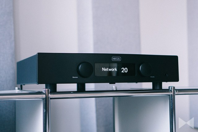 Hegel H120 Network-Audioplayer