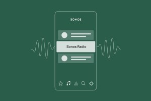 Sonos Radio - Internetradio exklusiv für Sonos-Speaker