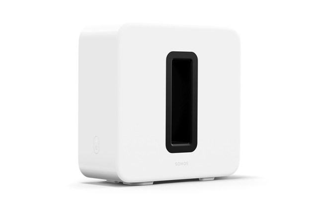 Sonos Sub (3. Generation) WLAN-Subwoofer in weiß