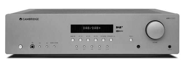 Cambridge Audio AXR100D Stereo-Verstärker und Radio-Tuner