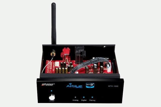 Advance Paris WTX-1100 Bluetooth-Adapter für die HiFi-Anlage