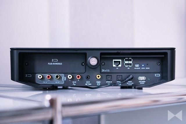 BluOS NPM-1 Streaming-Modul