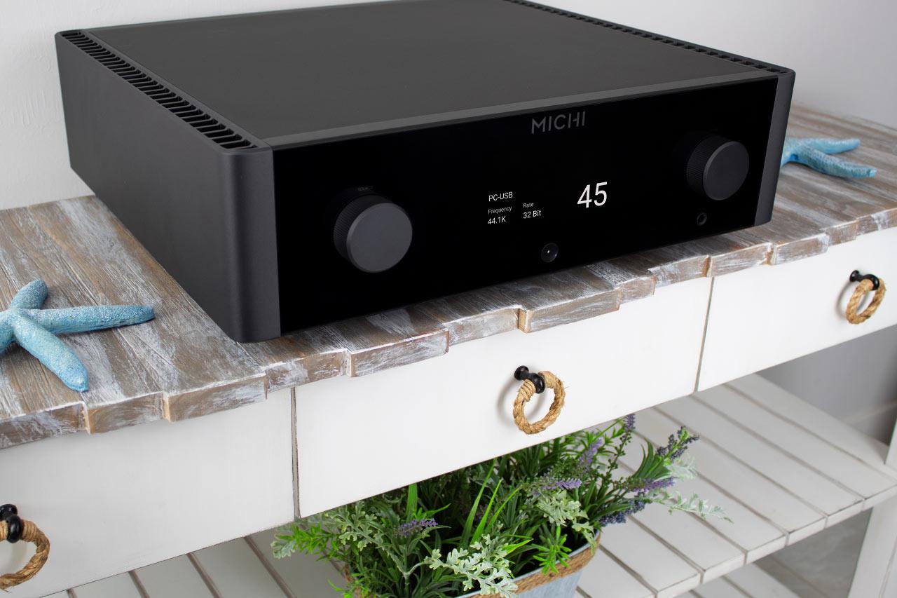 Rotel Michi X5 Stereo-Vollverstärker