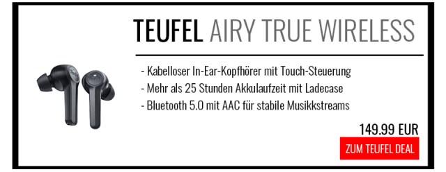 Teufel Airy True Wireless kaufen