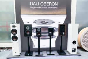 Dali-Oberon-7-C, Oberon 1-C und On-Wall-C Wireless-Aktivlautsprecher