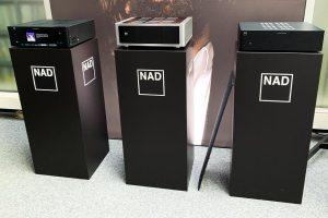 NAD M28 / C298: HybridDigital-Endstufen mit 7 und 2 Kanälen