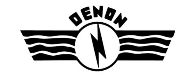 Denon Logo aus dem Jahr 1930