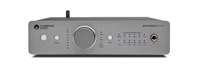 Cambridge Audio DacMagic 200M Digital-Analog-Wandler