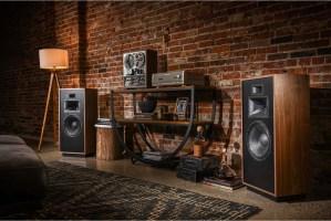 Klipsch Forte IV: Vintage-Speaker neu aufgelegt