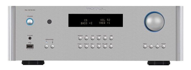 Rotel RA-1572MKII Stereo-Amplifier