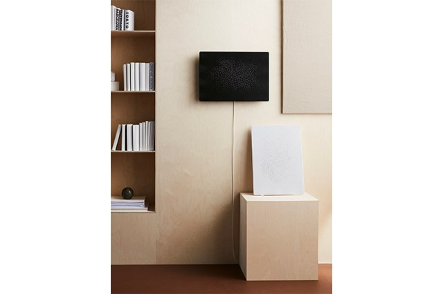 Ikea / Sonos Symfonisk Rahmen mit WiFi-Speaker in Schwarz