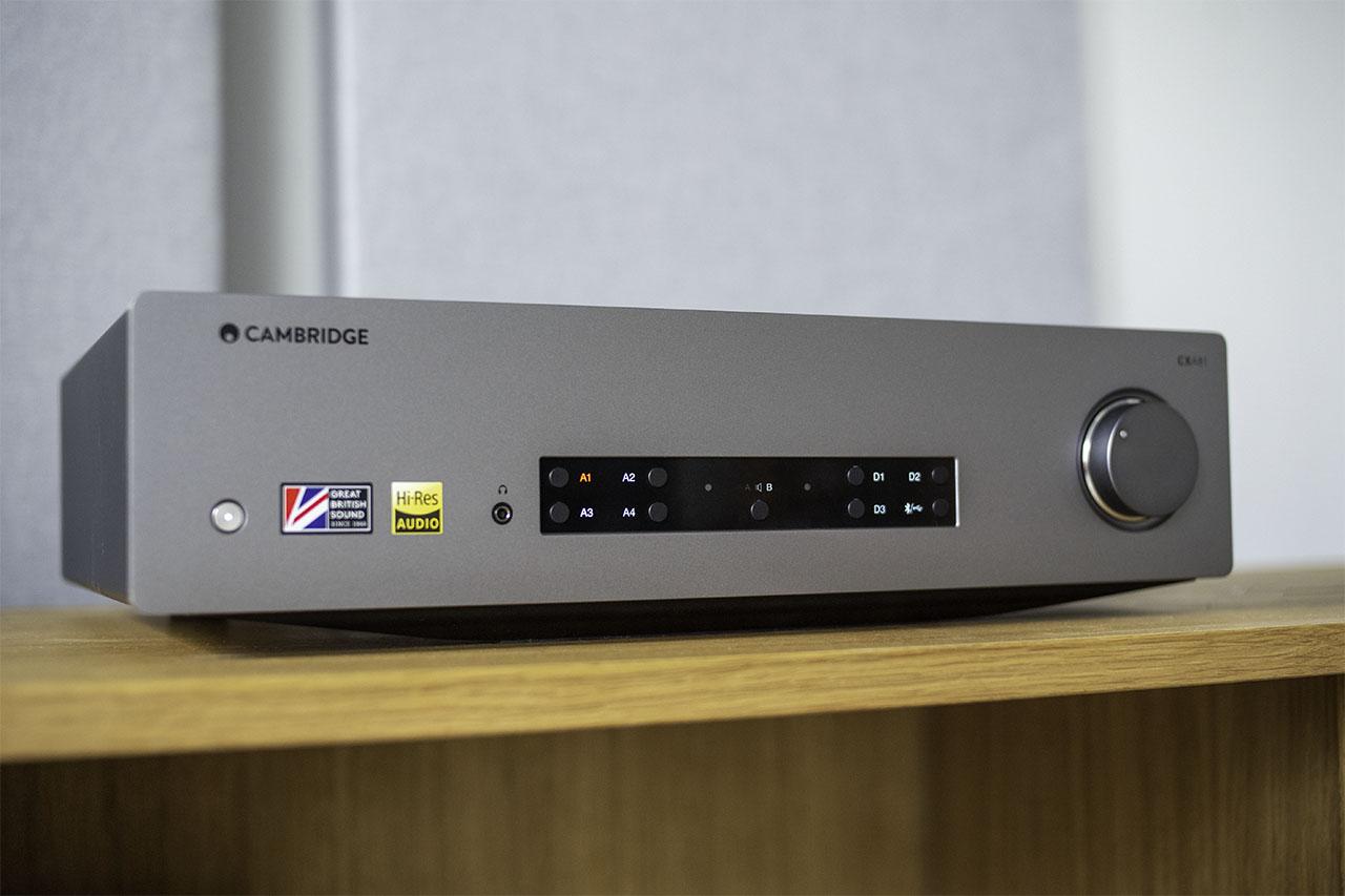 Cambridge Audio CXA81 Test: Hi-Res-Verstärker
