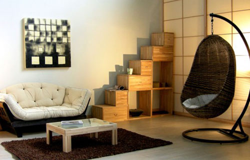 living room furniture sofa chair corner end tables comfortable library interior seating ideas ...