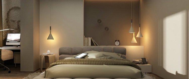 Contemporary Lighting Ideas For A Modern Bedroom Design Modern Home Decor