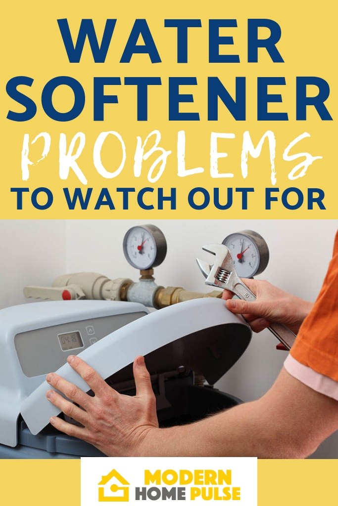 Water Softener Problems To Watch Out For