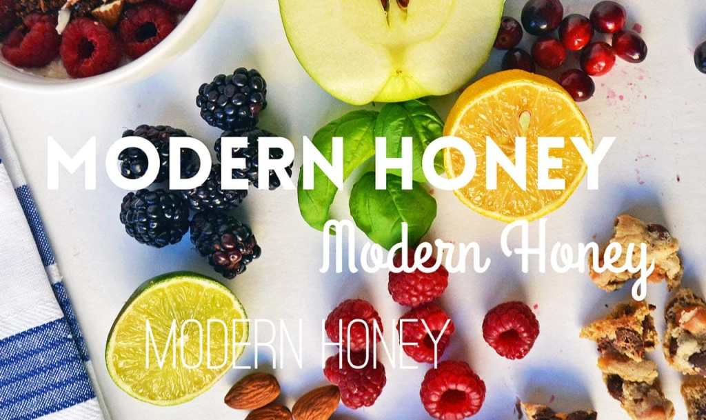 Modern Honey l www.modernhoney.com About Melissa Stadler