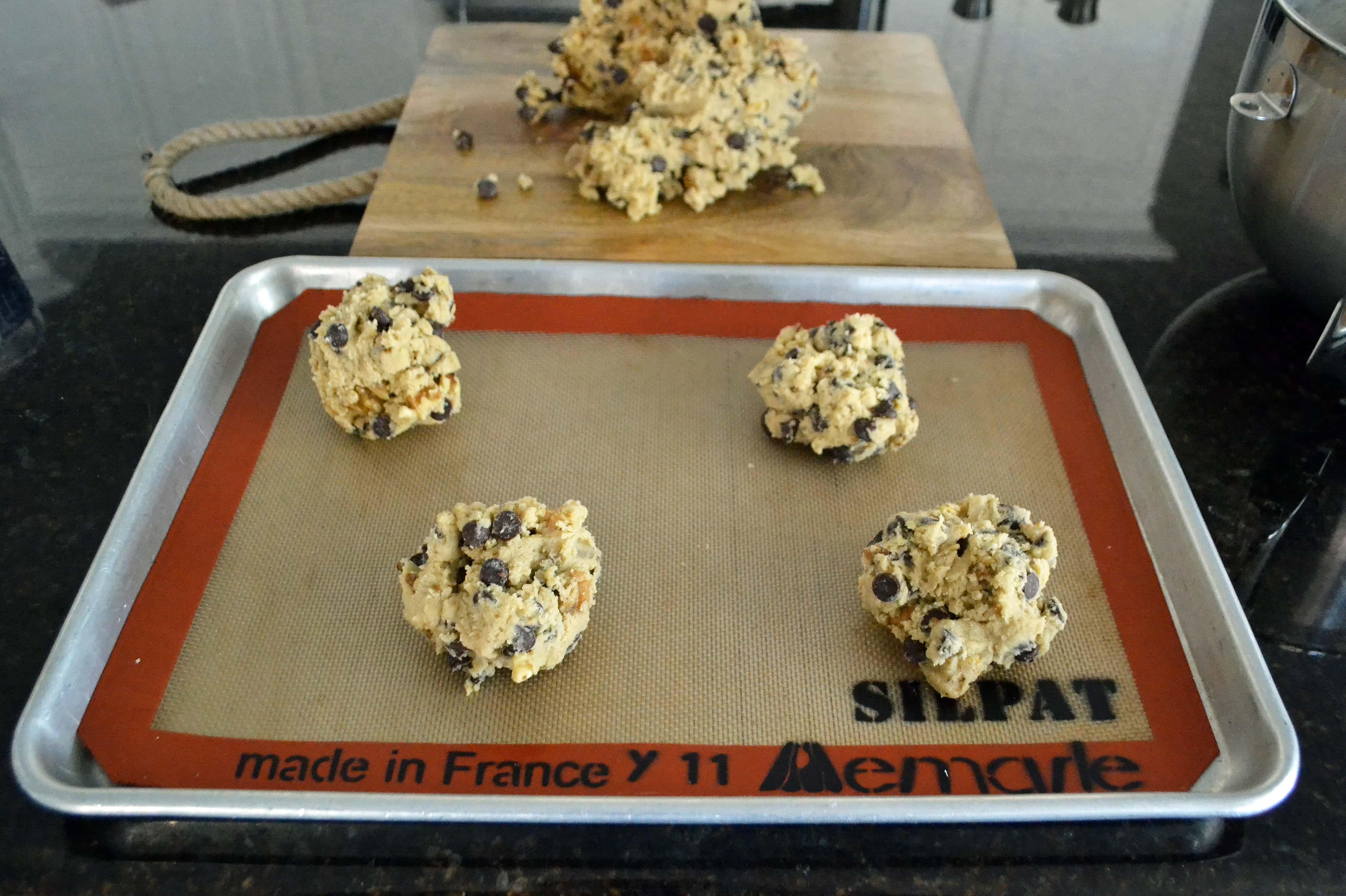 Levain Bakery Chocolate Chip Crush Cookie Recipe, Modern Honey