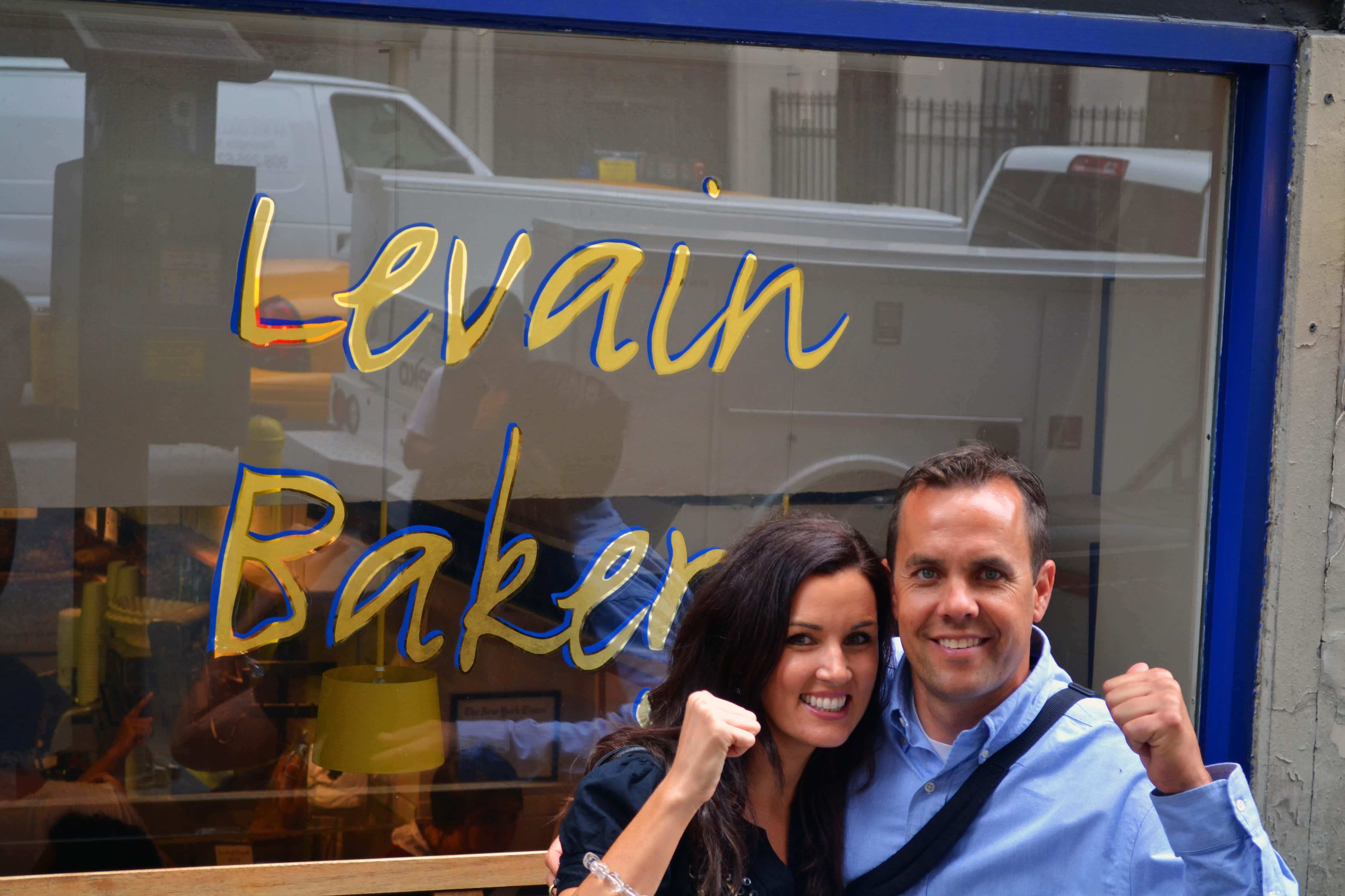 Levain Bakery, Modern Honey, Levain Bakery Chocolate Chip Cookies
