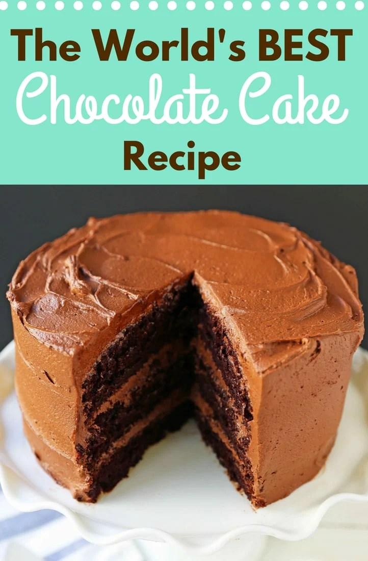 Love At First Sight Chocolate Cake Modern Honey