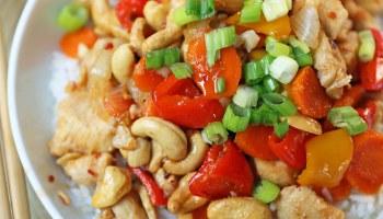Chinese orange chicken modern honey honey cashew chicken forumfinder Gallery