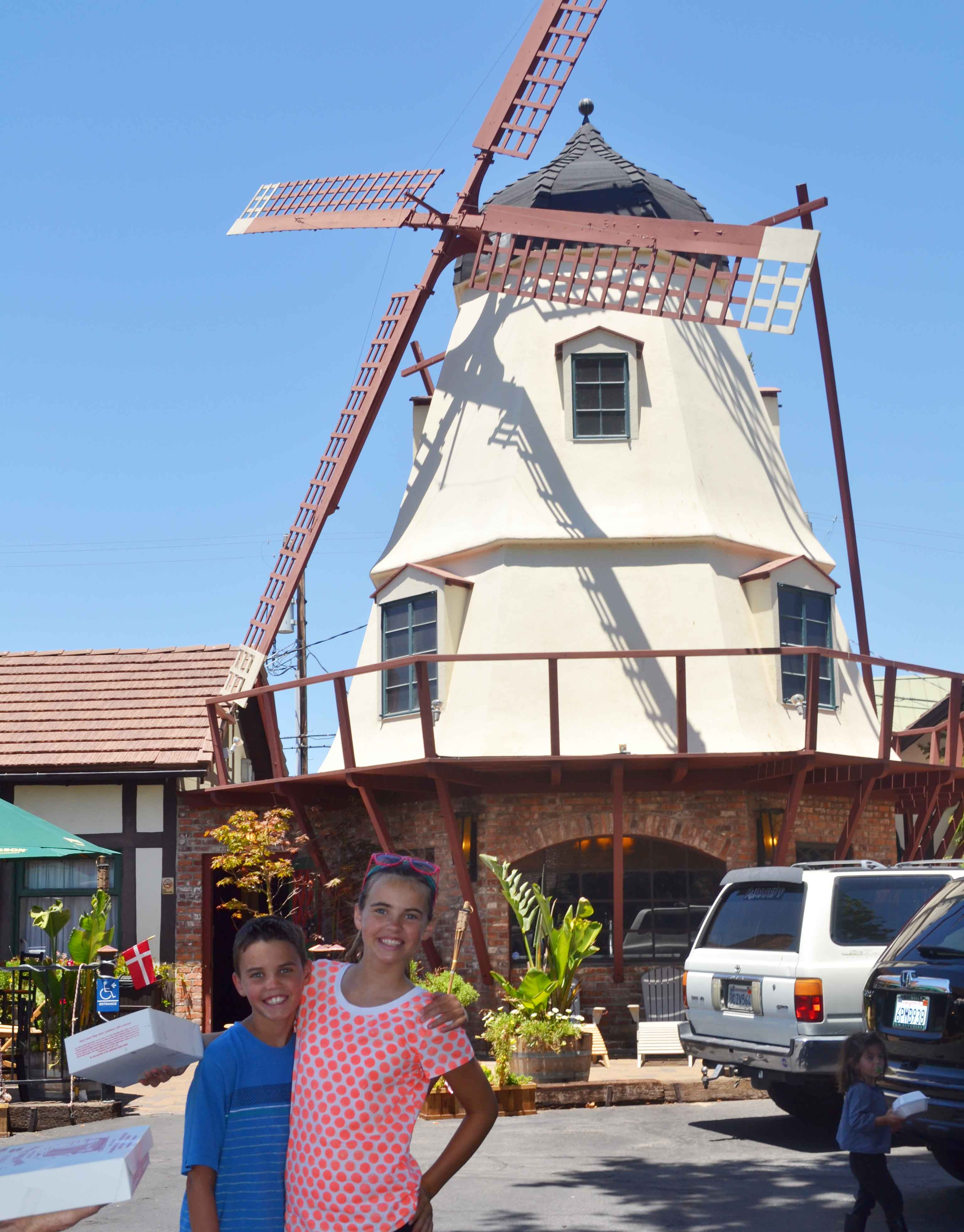 Solvang California Pacific Coast Highway 1 Road Trip Guide by Modern Honey