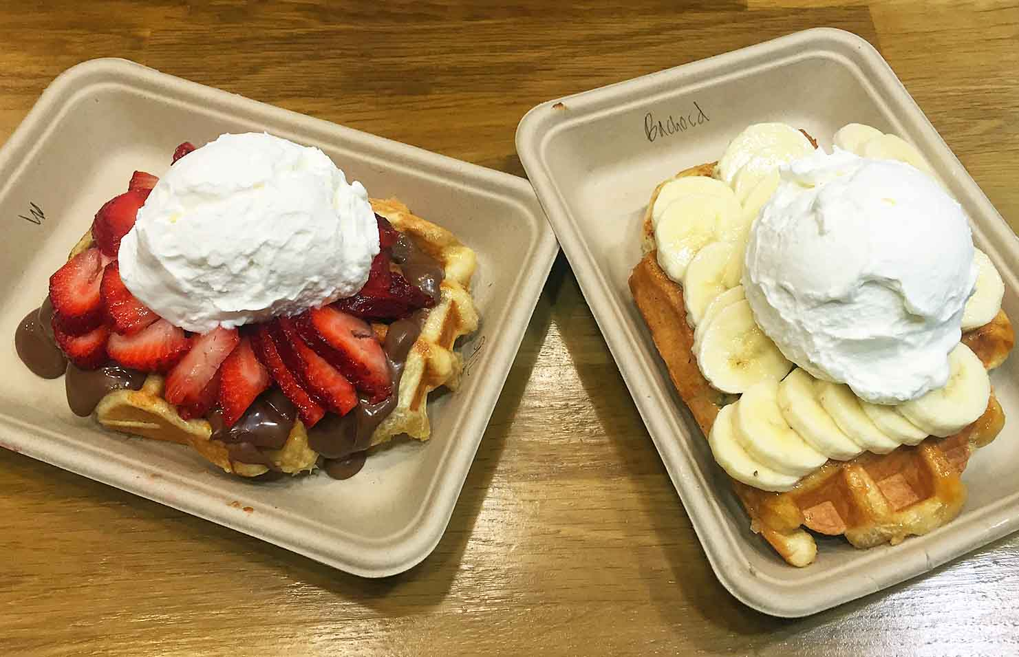 Waffle Love or Waffle Luv. Best Places to Eat in Arizona by Modern Honey. A list of all of the favorite and most popular restaurants to eat in Arizona. Tips on the best items to order. www.modernhoney.com