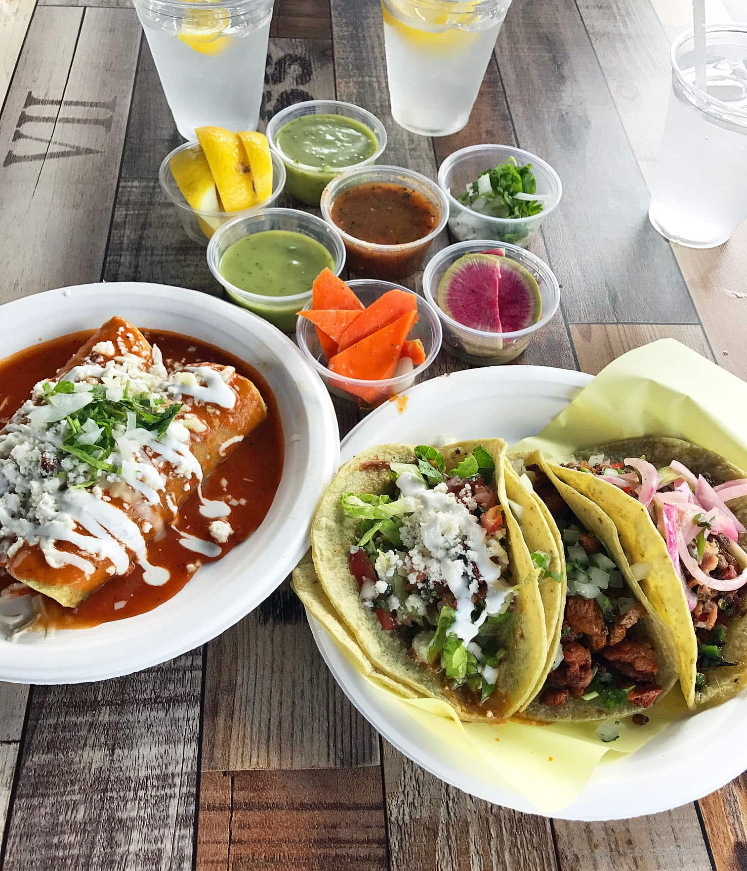 Best Places to Eat in Orange County. The most popular restaurants, food, and dessert in California. www.modernhoney.com Taco Mesa in California