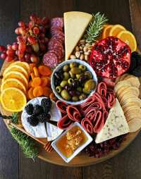 Charcuterie Board (Meat and Cheese Platter)  Modern Honey