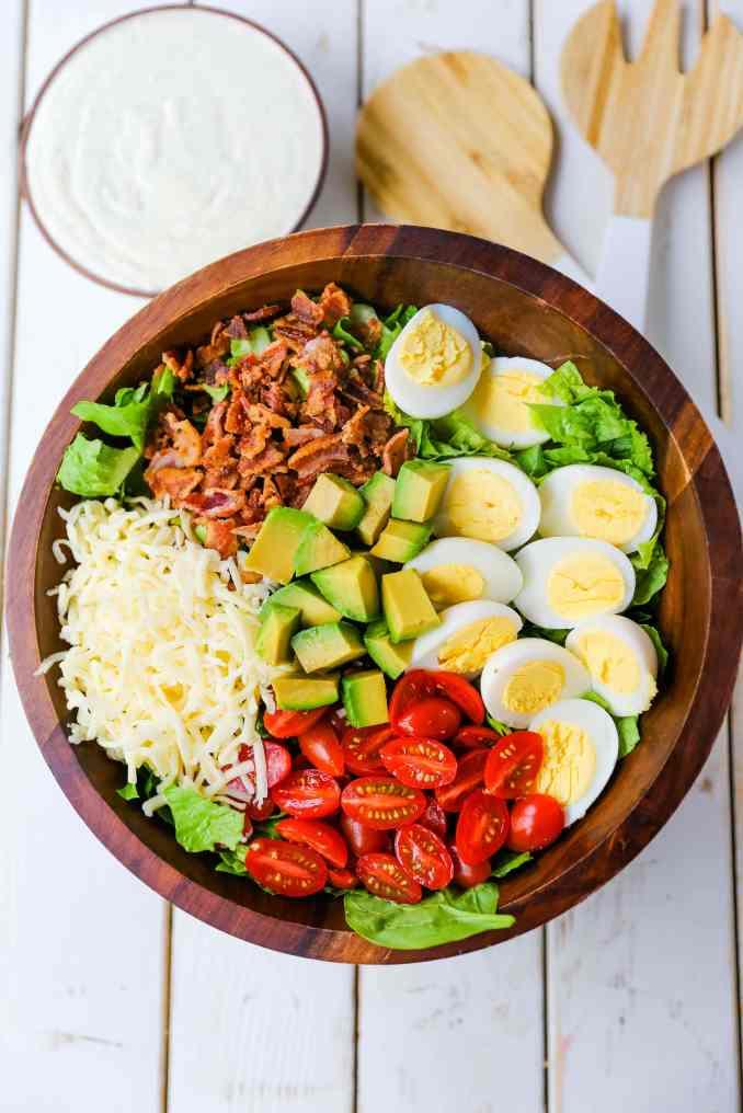 Cobb Salad – Modern Honey