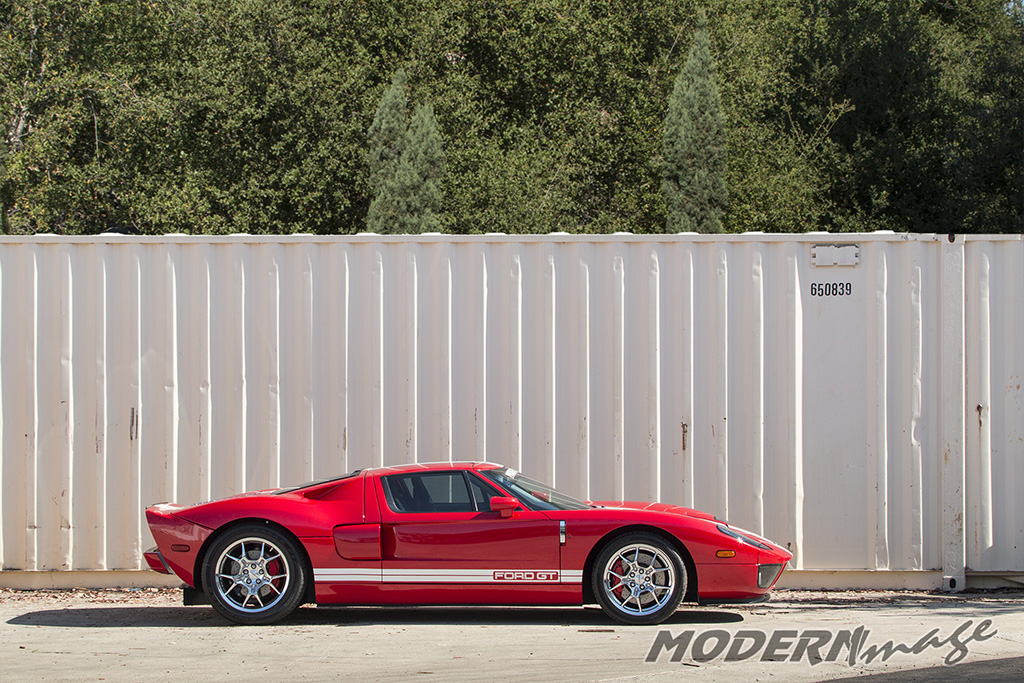 Modern Image Ford GT Clear Bra 09