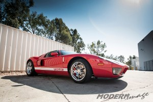 Modern Image Ford GT Clear Bra 12