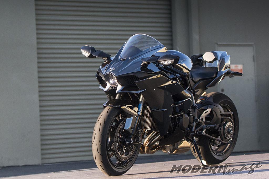 Modern Image Kawasaki Ninja H2 Clear Bra 05